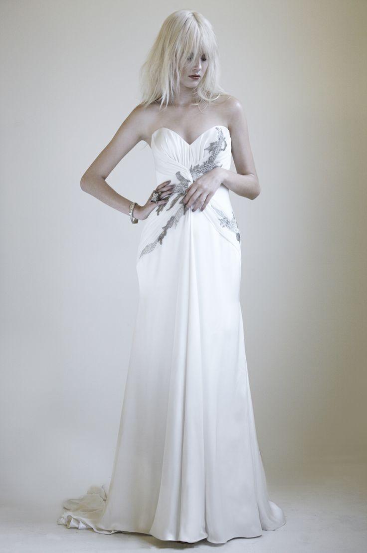 Mariana Hardwick - Precious Curiosities 2012 Macy Gown