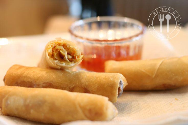 Thaise recepten van Piyawadee: Thaise Loempia : Poopia