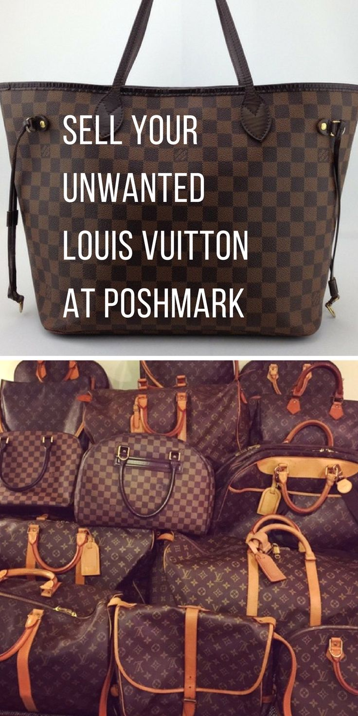Saving up for that next big purchase? Save money on Louis Vuitton purses and accessories! Be the owner of what price you want to list your item. Install the free app now.