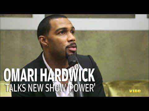 Omari Hardwick Talks New Show 'Power'