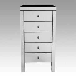 Marilyn Tallboy Mirrored Lingerie Chest