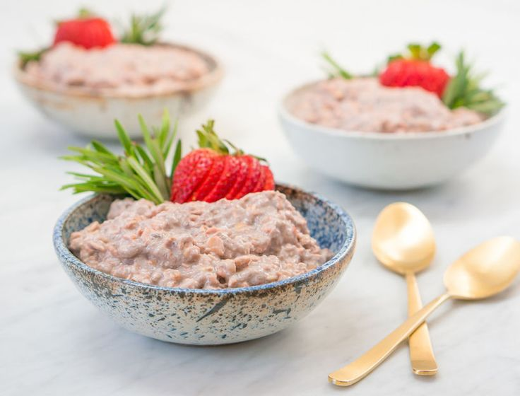 I love having overnight oatmeal as a summer breakfast. There's something so lovely about being able to simply open the fridge door upon waking and have a delicious meal at the ready. The addition of …