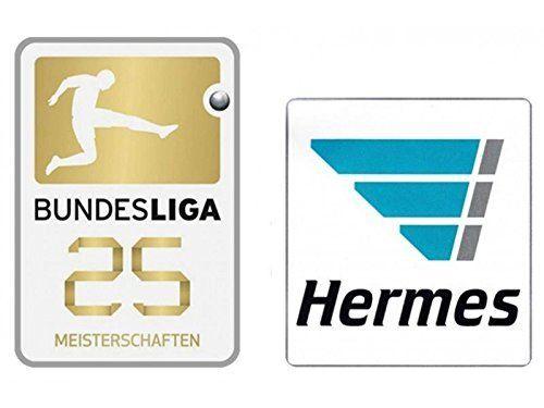 5768548c0045e Bundesliga 201617 Champions Hermes Patch Set FC Bayern Munich 201516 ...