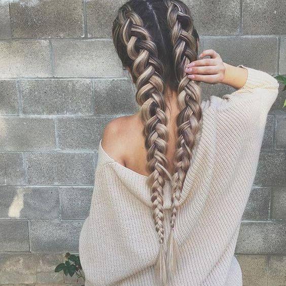 Amazing 1000 Ideas About Braids For Long Hair On Pinterest Short Hair Short Hairstyles For Black Women Fulllsitofus