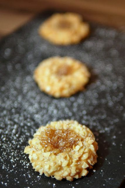 Experimente aus meiner Küche: Marzipanmakronen