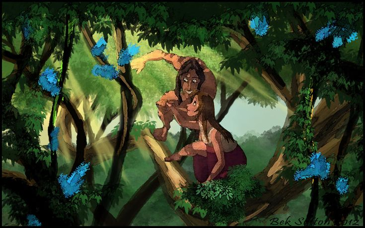 1000 images about tarzan jane on pinterest - Tarzan wallpaper ...