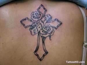 Rib Cross Tattoo Pictures  Tattoos