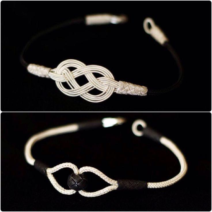 Ottoman Hand-Woven Jewelry / Pure Silver Bracelets