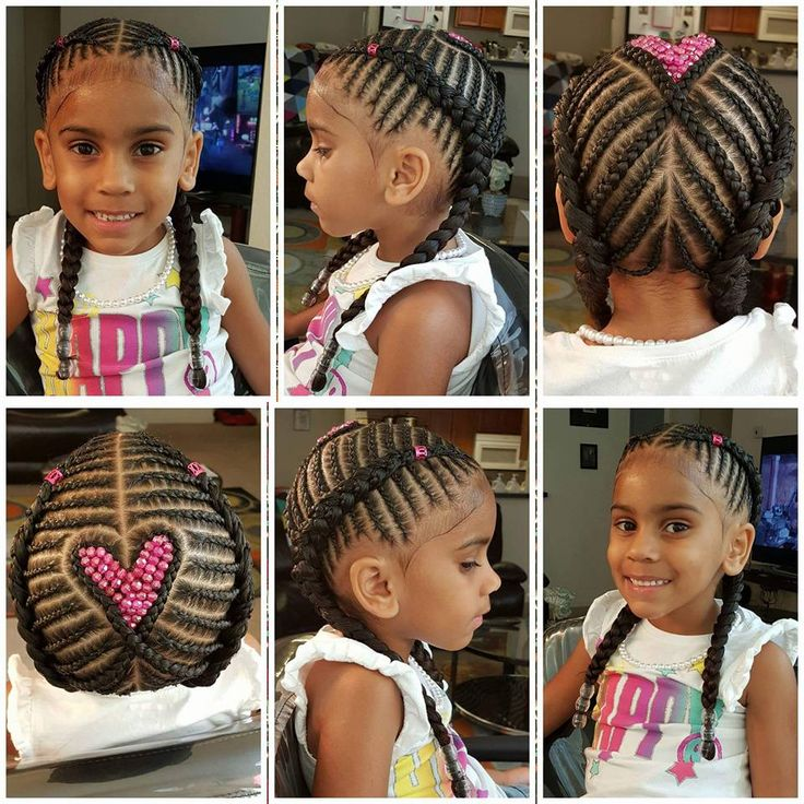 Pin By Valerie George On Kacey Hair To Do S Black Kids