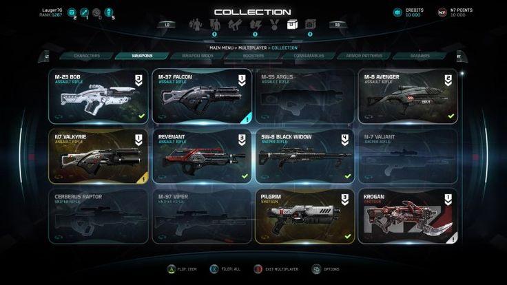 [콘솔] Mass Effect Andromeda - UI Design : 네이버 블로그