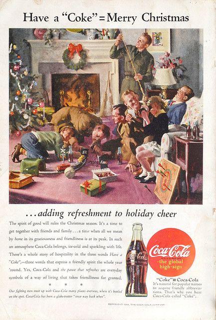 438 Best Advertisements Coca Cola Images On Pinterest