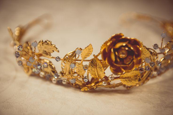 The Mary Rose tiara, by Samantha Walden