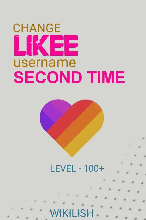 Change Likee App Id Second Time App Change Tech Logos