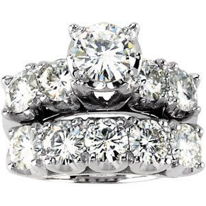 Elegant and Stylish 04.50 MM and 1 5/8 ct. tw. Created Moissanite Band in 14K White Gold ( Size 6 ), 100% Satisfaction Guaranteed. Banvari. Save 67 Off!. $711.95. Free Priority Shipping.. All our gold items are responsibly sourced and the majority is made from environmentally processed recycled gold.. This product comes with a FREE contemporary Gift Box.. 30-day money back guarantee.. All diamonds used in our jewelry are conflict free and 100% in compliance with the Kimberly Code of Conduct.
