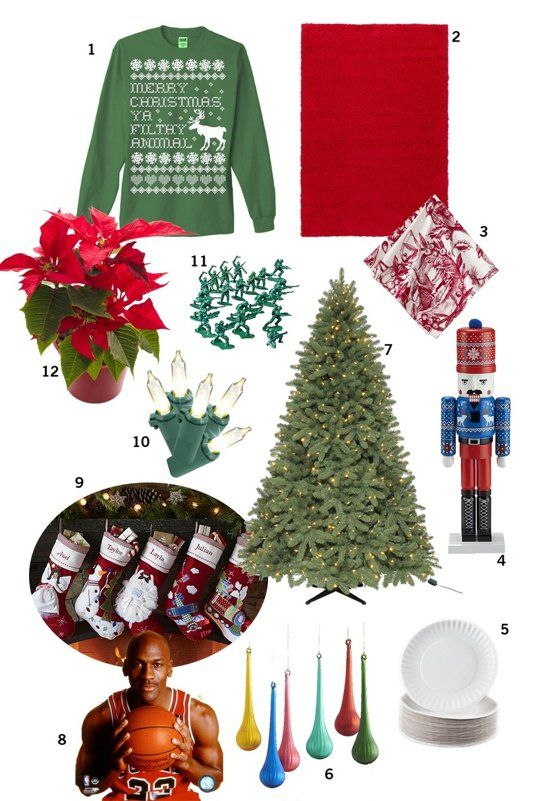 """A """"Home Alone"""" Christmas Party: Decor, Menu & Music APARTMENT THERAPY PERFECT PARTY IDEAS GUIDE 