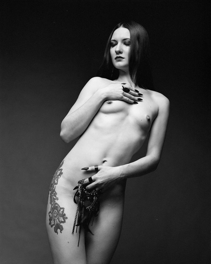 Wear Black Or Stay Naked - ph: Alexey Frolov md: Anni Morozova hair: Anna Deis