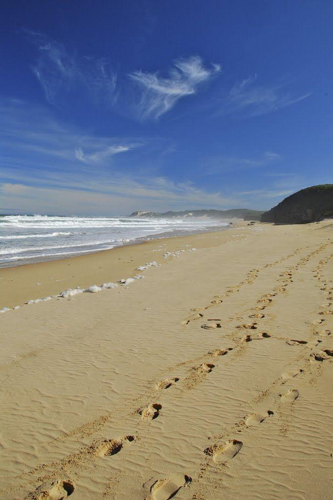 Kasouga Beach Port Alfred South Africa