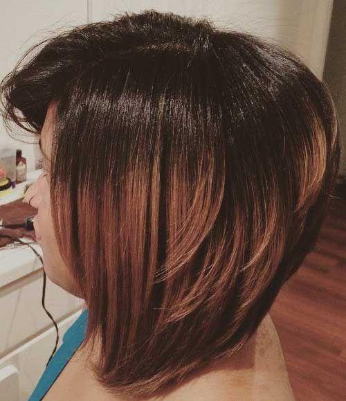 20 Mejor invertido Bob peinados //  #invertido #mejor #Peinados