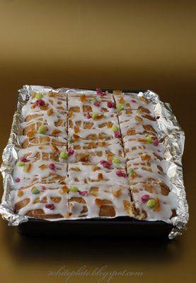 Lebkuchen czyli ciągnące pierniczki   White Plate mniamiii :))