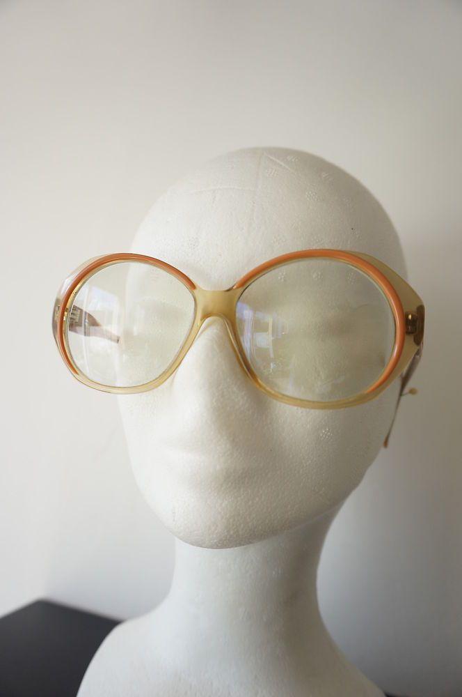 Monture lunettes de vue CELINE PARIS vINTAge VTG 70 geek SEcretary