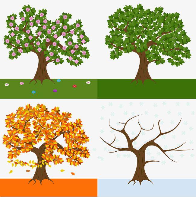 ناقلات أشجار الفصول الأربعة الرقم البديل فندق فور سيسونس الأشجار ناقلات Png والمتجهات للتحميل مجانا Four Seasons Seasons Projects