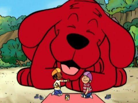 Clifford el gran perro rojolatino  La gran mentira de Jetta