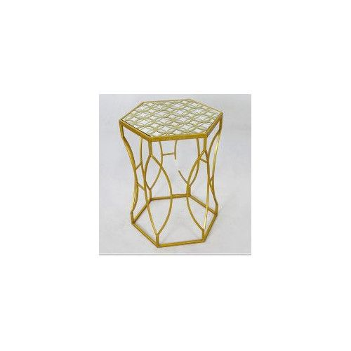 Found it at Wayfair - Darcy Metal End Table