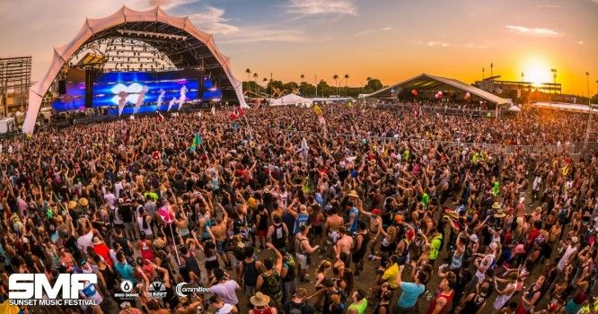 Sunset Music Festival Returns With Major Lazer, Above & Beyond, & More!   The Tampa-based music festival is returning for its 6th year!  http://edm.com/articles/2017/3/28/sunset-music-festival