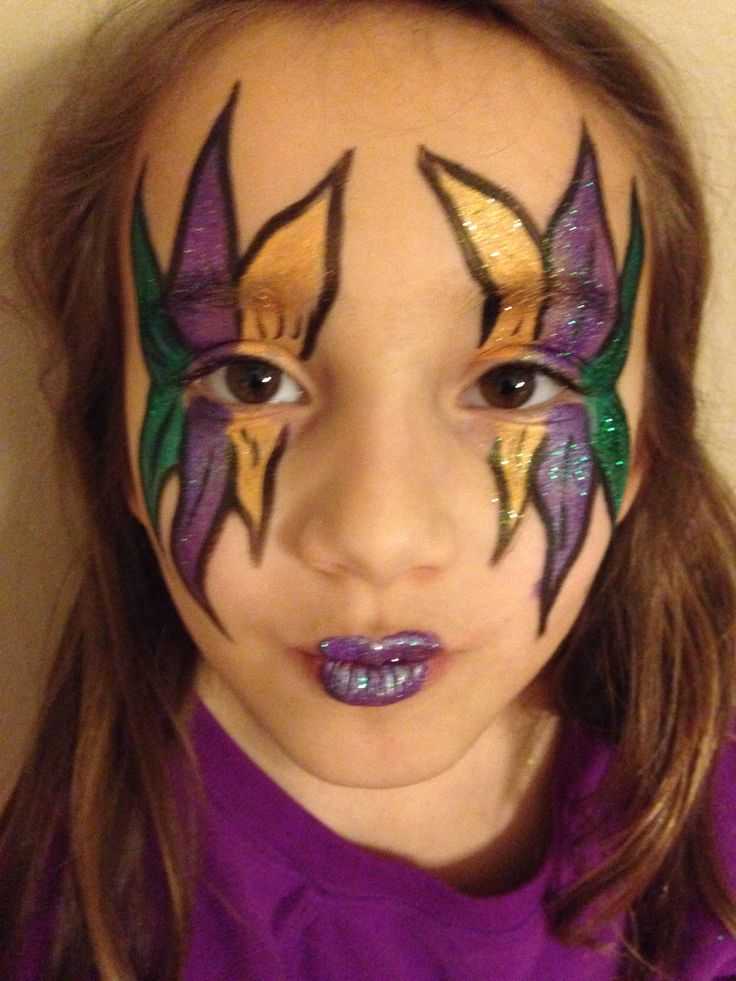 276 Best Images About Rachel S Face Painting On Pinterest