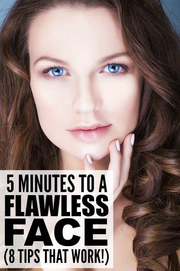If you love to look your best, but don't have a lot of time to mess around with multiple serums, creams, and eyeshadow palettes every morning, this collection of tips is just what you need to learn how to get a flawless face in 5 minutes (or less!). Each tip takes next to no time, but makes a world of difference in fooling the world into think you're younger, thinner, and less tired than you really are.