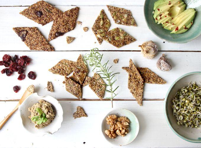 Happy Crackers | My New Roots
