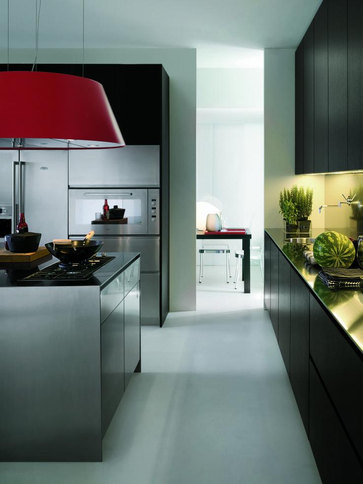 EL_01 - Elmar kitchen - Design by Ludovica + Roberto Palomba