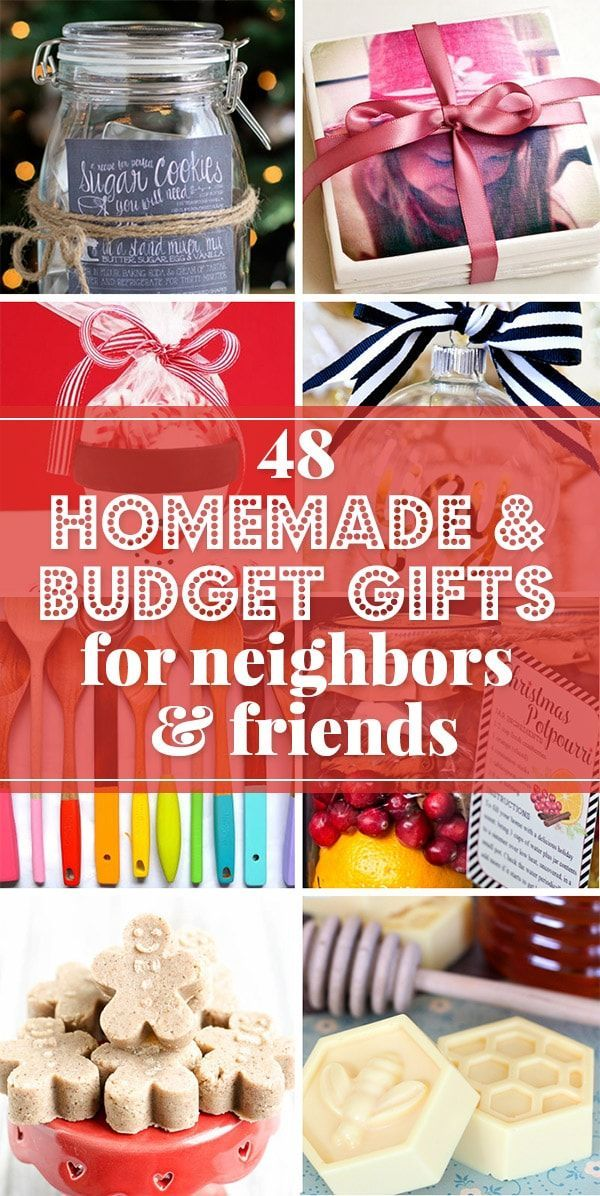 Budget Gifts Ideas For Friends And Neighbors Homemade Christmas Gifts In 2020 Small Christmas Gifts Homemade Christmas Gifts Cheap Christmas Gifts