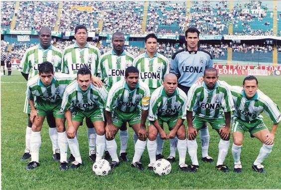1997 Atletico Nacional, Colombia