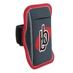Jog Strap Neoprene Smartphone/ Ipod Holder (1 Color)