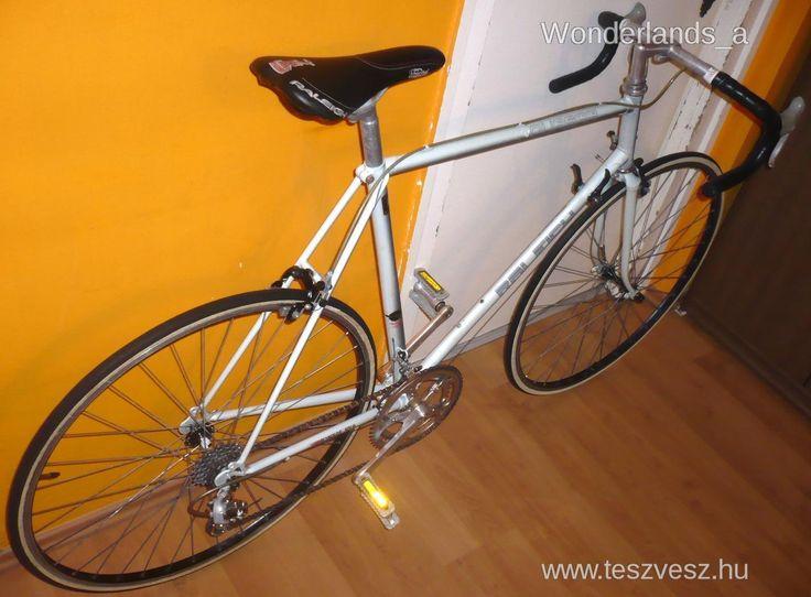 Raleigh Quasar országúti kerékpár, Reynolds 501 - Országúti kerékpár