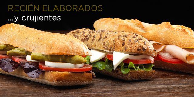 ¿Te gusta 'bocadillear'? ¡Con El Fornet es muy sencillo!:   1. Piensa si te apetece un bocata frío o caliente 2. Escoge entre pan de semillas, centeno-nueces, aceitunas o blanco 3. Elige los ingredientes principales: salmón, espárragos, queso fresco, jamón… 4. Ya sólo te queda disfrutar de un ¡crujiente y delicioso bocadillo a tu gusto!