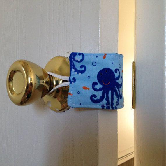 Baby Nursery Door Jammer for baby boy
