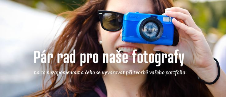 Seznam propagačních tipů a triků nejen pro fotografy