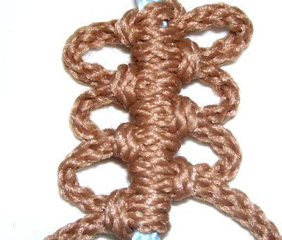 Macramé / Square Knots / Picot Designs