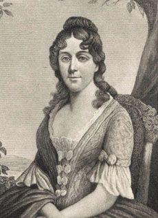 Martha Jefferson, wife of Thomas Jefferson