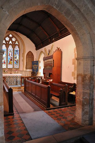 Chapter This Is A Chancel Or Sanctuary