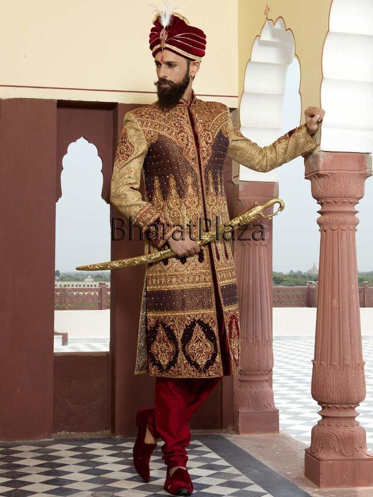 Bridegroom Sherwani