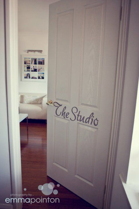 """""""The Studio""""...great for a photo studio or work station. I'll need one of these when we move to a bigger house."""