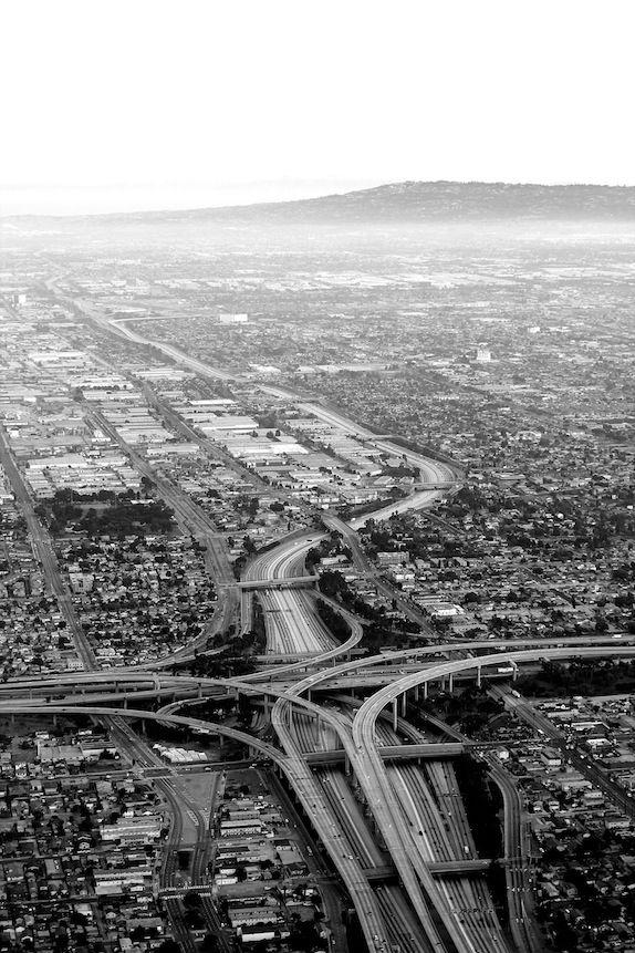 Los Angeles  - heading to LAX