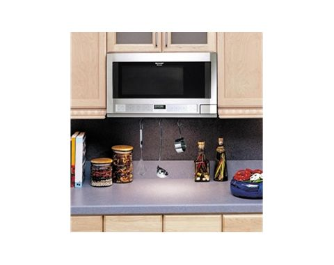 R 1214 Microwave 1 5 Cu Ft Steel Over The Counter Oven