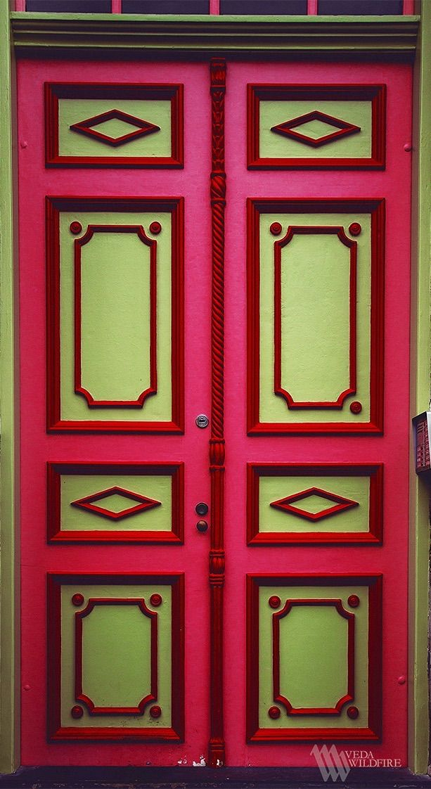 Bright detailed architecture doors in Tallinn, Estonia. Re-pinned for you by #EuropassEurope.
