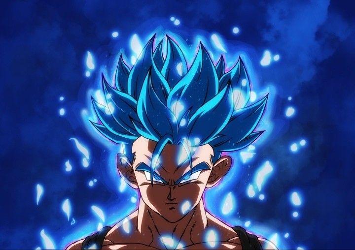 Super Saiyan Blue Trunks Anime Dragon Ball Super Dragon Ball Super Goku Dragon Ball Image
