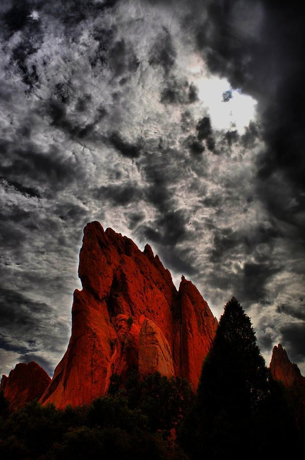 Garden of the Gods, Colorado Springs - Colorado