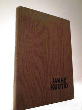 Elmer Diktonius: Janne Kuutio #jannekuutio #10booksofmylife